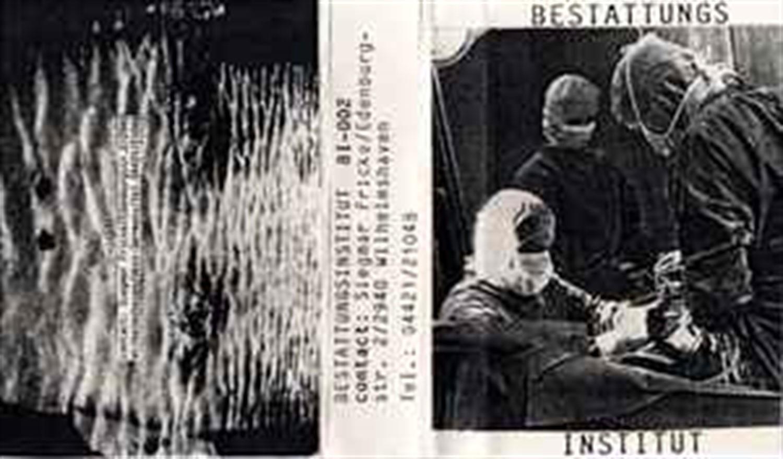BESTATTUNGSINSTITUT – BESTATTUNGSINSTITUT (ZNS TAPES – CASSETE C60, 1990) (MP3 128)