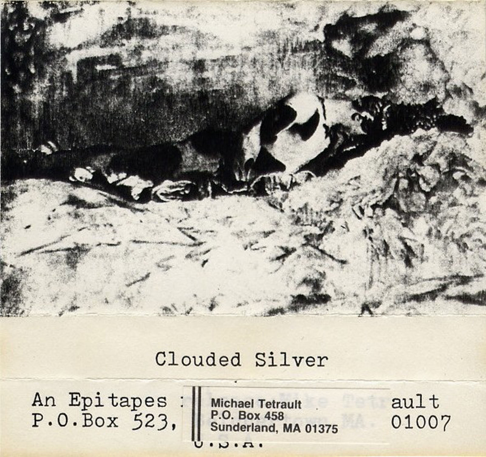 VARIOUS – CLOUDED SILVER (EPITAPES, CASSETTE C-90, COMPILATION, 19??) (MP3 320)