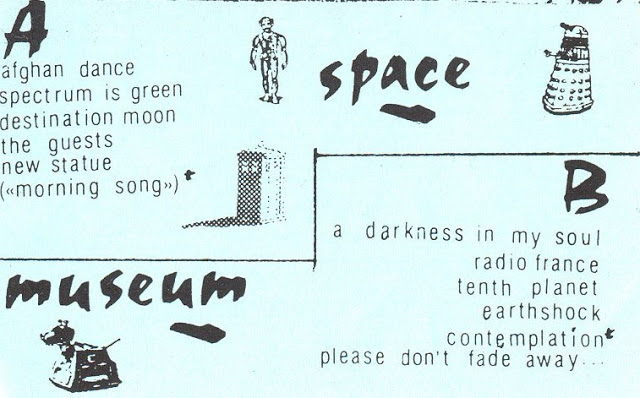 SOLID SPACE – SPACE MUSEUM (IN PHAZE RECORDS 1P011, CASSETTE C-30/ DARK ENTRIES DE-190, VINYL LP REISSUE) (1982) (FLAC)